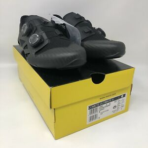 Mavic COMETE ULTIMATE II Carbon Fiber EU 41.33 US 8 UK 7.5 Road Shoe NEW IN BOX