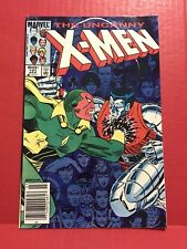 Uncanny X-Men #191 1st Appearance of Nimrod Marvel Comics FN/VF
