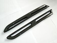 Carbon Lufteinlässe Kotflügel Fender Trim Air vents passend für  Nissan GTR R35