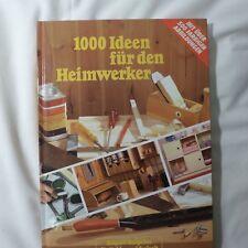 1000 Ideen Heimwerker von 1987