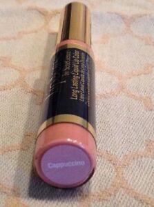 Lipsense Cappuccino Long Lasting Lipstick Senegence - Rare - Retired Color