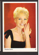 Petula Clark #8 - 1960 Movie Star Card