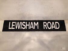 """Quinton Upper Birmingham Bus Blind 1991 34""""- Lewisham Road"""