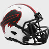 NFL LUNAR ECLIPSE Riddell SPEED Mini Football Helmet - BUFFALO BILLS