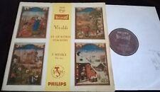 AYO / I MUSICI - VIVALDI THE FOUR SEASONS LP PHILIPS 835 030 AY HI-FI STEREO ED1