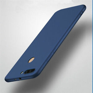 For Huawei P8/P9/ P10 Lite 2017 Slim Soft Silicone Rubber Back Case Cover