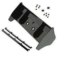 Kyosho 4WD 1/8 Inferno MP10: Black WIng, High & Low Downforce Wickerbills