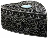 Spirit Board Trinket Box - Spirit Real Occult Pagan Wicca Witches Mystic Altar