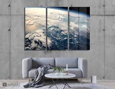 Earth Wall Art Metal Print Decor Ready to Hang
