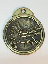 VTG  Brass MaPae 3 Horse Requisition Tablet Korean Secret Law Officer Badge Coin