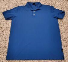 EXCELLENT CONDITION Men's BOSS Hugo Boss Blue Polo Shirt Medium