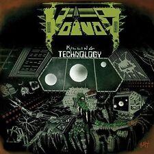 Voivod 'Killing Technology' Vinyl - NEW (Release Date April 28th)