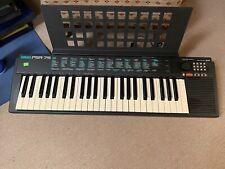 Yamaha PSR-75 Electronic Keyboard
