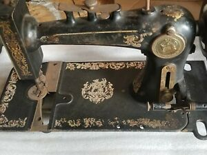P854 Original Antique National Rotary Model B Sewing Machine Misc Parts