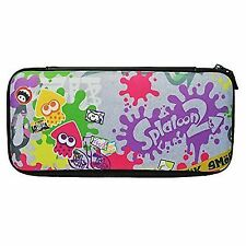 Hori Nsw-059 Hard Pouch Splatoon 2 Graffiti for Nintendo Switch F/s I