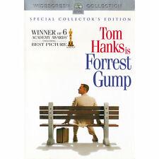 Forrest Gump (DVD, 2001, 2-Disc Set, Collector's Edition- Sensormatic)