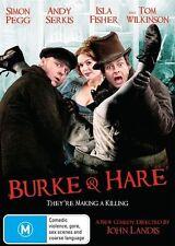 Burke & Hare (DVD, 2011)