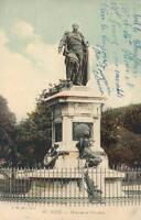 06 - cpa - NICE - Monument  Massena