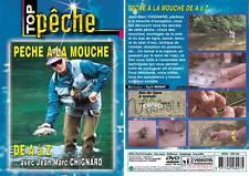 DVD Pêche à la mouche de A à Z avec Jean-Marc Chignard - Pêche a la mouche