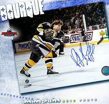 Ray Bourque SIGNED Boston Bruins 8X10 Photo -70508