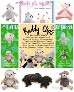 Scentsy BUDDY CLIP Blanket Buddy Bitty buddy SIDEKICK for baby * You pick Minnie