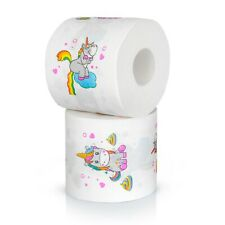 2-Rolls Unicorn Toilet Paper, Unicorn Gifts
