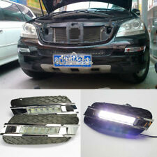 car LED Daytime Running Lights Fit for 2006-09 Mercedes Benz W164 ML-Class