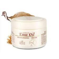 Emu Oil Moisturizing Skin/Face Cream w/Vitamin E, Hydrates, emu Australian 8.8oz