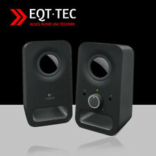 Logitech Aktiv Lautsprecher Box Boxen System PC Laptop Zubehör Sound Computer