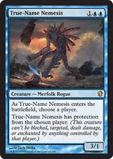 True Name Nemesis 1 X NM MINT English MTG Magic Commander 2013 R