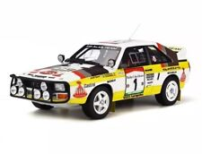 Otto Mobile 1/18 1984 Audi Quattro Sport Groupe B Ed2 OT253 Safari Rally
