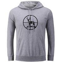 New Deer Hunting Print Unisex Hoodie Sweatshirt Pullover Hooded Tops Hoody Gifts