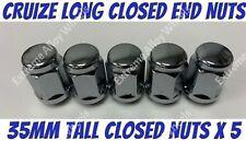 Locking Wheel Nuts 12x1.5 Bolts Tapered for Kia Pro Cee/'D GT 13-16