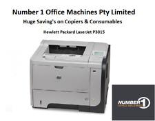 Hewlett Packard LaserJet P3015 Network, Duplex, 1 Drawer 6 Months Warranty