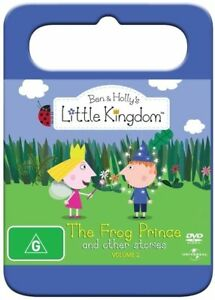 Ben & Holly's Little Kingdom : The Frog Prince And Other Stories : Vol 2 NEW DVD