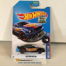 2005 Ford Mustang * 2017 Hot Wheels SUPER Treasure Hunt * FACTORY SET * WC18