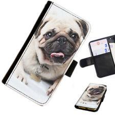 Carcasas, estuches y fundas funda con tapa de piel sintética para reproductores MP3 Samsung
