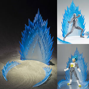 Tamashii Effect Energy Aura Blue Ver. for S.H.Figuarts Action Figure Bandai JPN