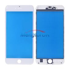Front Screen Glass Lens with LCD Digitizer Frame for iPhone 6S Plus 5.5'' White