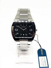 Seiko Gents Rectangular Watch, Analog, Date Display, SXB839P1