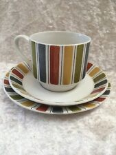 Vintage Midwinter Jessie Tate Mexicana Cup Saucer Teaplate Trio