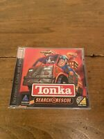 1997 Hasbro Interactive Tonka Search and Rescue  PC CD-ROM Game