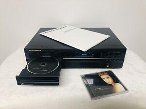 Marantz CD-42 Compact Disc CD Player made in Belgium
