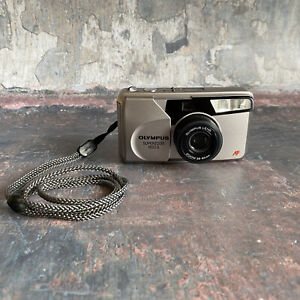 Olympus Superzoom 800S AF 38-80mm Lens Ultra Compact Zoom Camera