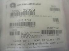AMAT 3700-02329 Chemraz 520 O-Ring .299 CSD .103 CZ 90 Duro White seal, 413194