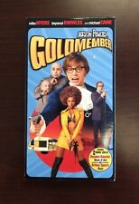 Austin Powers in Goldmember (VHS, 2002) Mike Myers, BEYONCE'
