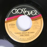 Hear! Funk 45 Sims Twins - Talking About My Baby / It'S All Over On Cr