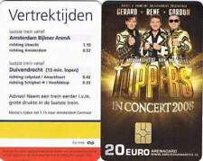 Arenakaart A092-01 20 euro: Toppers 2008