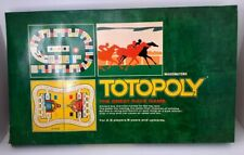Vintage Waddingtons Totopoly Board Game Children Adults Pre-owned