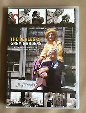 SIGNED 2X 'The Beales Of Grey Gardens' (DVD, 2006) Albert Maysles. *RARE*
